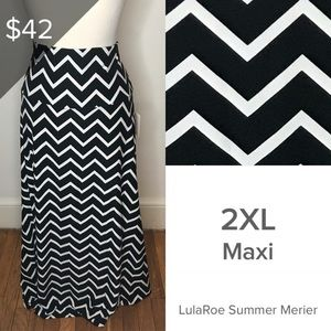 Dresses & Skirts - Lularoe maxi skirt